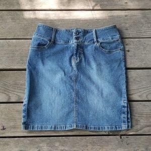 Tommy Hilfiger Jean skirt size 7